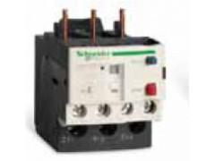 施耐德LRD系列热过载继电器
