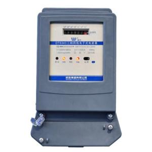 威胜DTS343-1三相电子式有功电能表