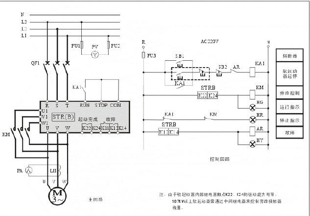 str320g-3,西普电机软启动柜,一级代理图片