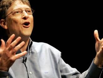 世界首富比尔盖茨:希望机器人别太聪明