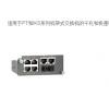 摩莎 PM-7200/7500系列   适用于PT和IKS系列机架式交换机的千兆和快速以太网模块