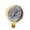 焊接工业压力表PWL