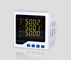 Acuvim 369多回路电流测量仪表