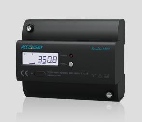 AcuRev 1300导轨安装式三相电能表