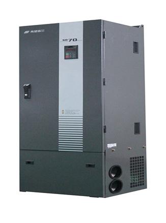 森兰SB72G-280KW柜挂两用型变频器