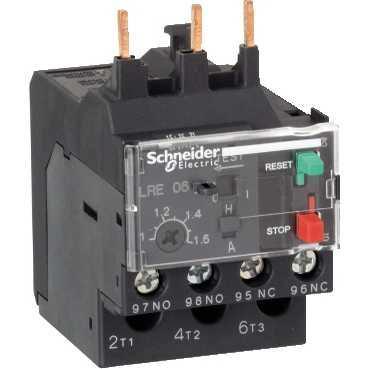 供应热过载继电器EasyPact TVS