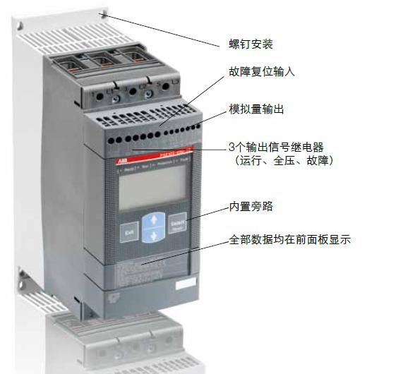 abb-软启动器pse300-600-70
