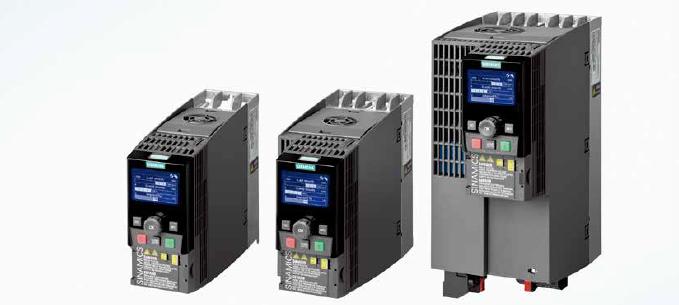 西门子 g120c 紧凑型变频器