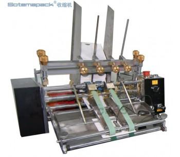 罗博派克全自动多功能落料装置|东山县矿泉水全自动地推式输送机