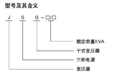 雷普jsg系列三相干式变压器