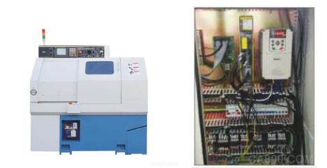 科动变频器在数控车床的应用和调试