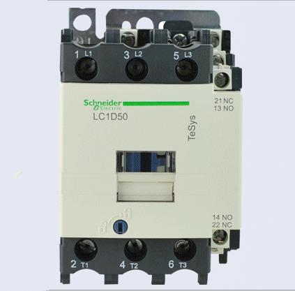 施耐德接触器lc1d50m7c价格,参数