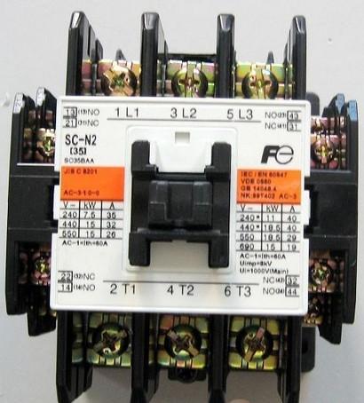 独立设置热过载继电器单元