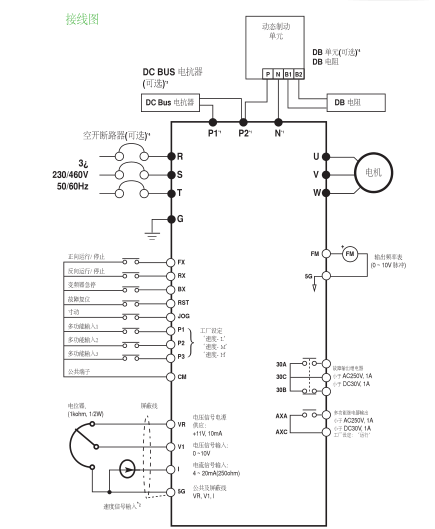 is5高性能变频器 sv370is5-2