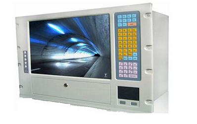 工控机箱的电磁屏蔽:主机在工作的时候