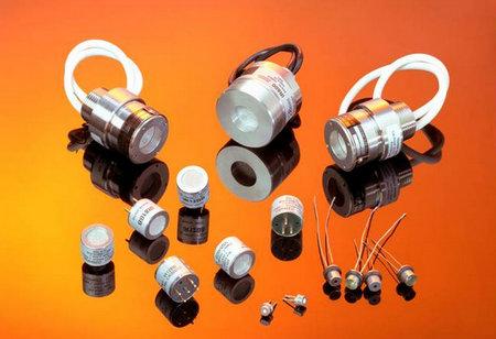 有毒气体传感器(一般采用电化学