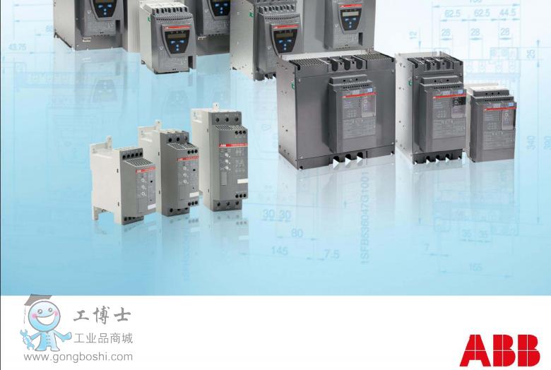 abb软启动器 22kw psr45-600-70 质量可靠 库存现货 价格低廉
