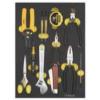 史丹利12件套电子工具托 LT-018-23