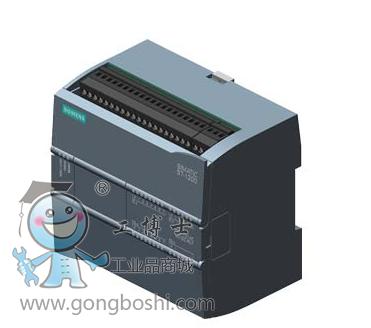 西门子原装正品 6es7214-1hg40-0xb0 plc模块