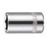 史丹利6.3MM系列公制6角标准套筒