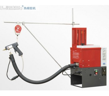 广东佛山革热熔胶喷胶机,福建泉州卫生用品软管系列喷胶机