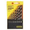 10支装高速钢麻花钻头 95-230-23