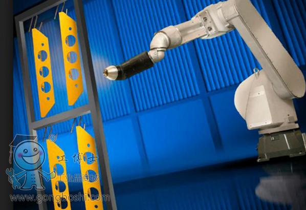 欣志机器人 欣志喷涂机器人 工业机器人 喷涂机器人 上海欣志机器人