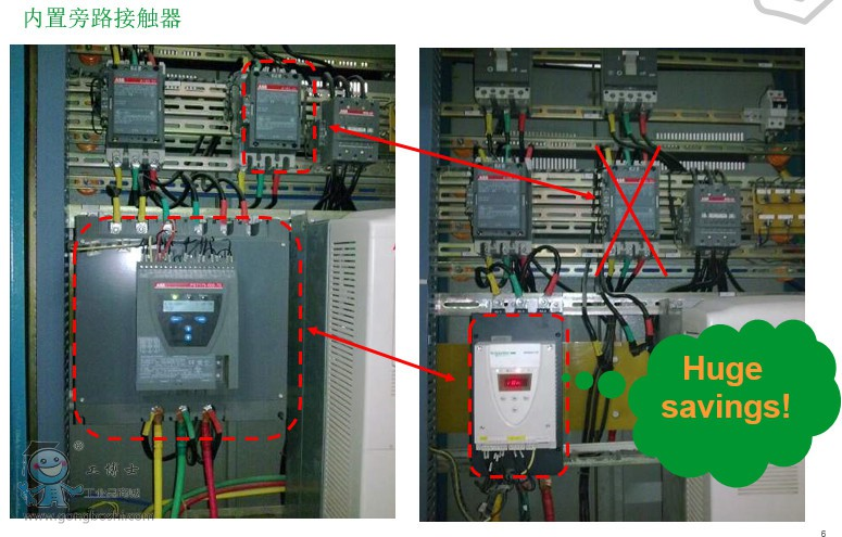 施耐德软启动器ats22c 14q 140a,220v控制电源 三相230-440v