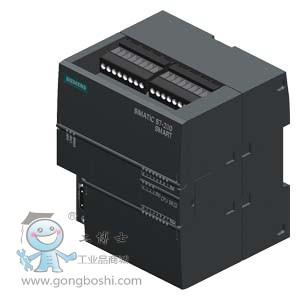 西门子模块 s7-200 smart & smart line 6es72881sr60