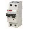 ABB剩余电流动作断路器 GS201 AC-C16/0.03