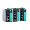 摩莎EDS-510A-1GT2SFP 7+3G口千兆网管型冗余工业以太网交换机