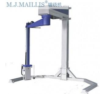 惠州水果旋臂式自动薄膜缠绕机/深圳医疗器材全自动裹包机