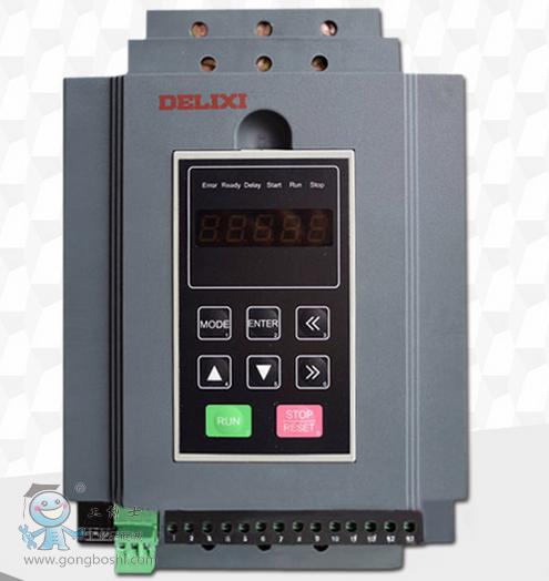 德力西cdra022t4,22kw得力西软启动器原装正品价格实惠