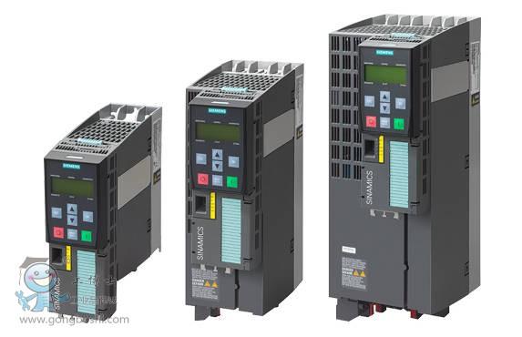 西门子变频器110kw 6sl3224-0be41-1ua0 g120变频器 轻载132kw