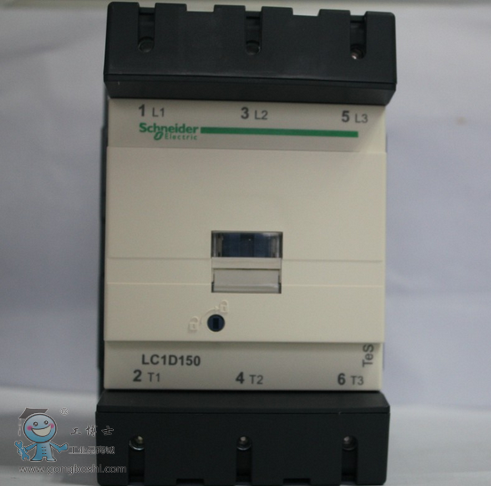 如施耐德交流接触器lc1d11500q7c需要两开两闭