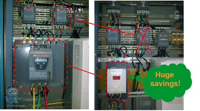 施耐德ats22d47q电机软启动器22kw