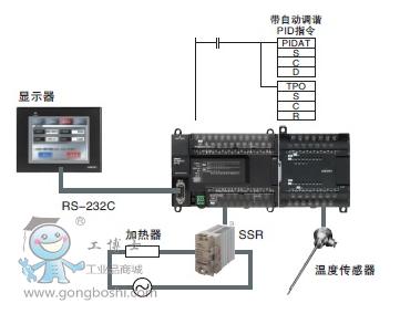 欧姆龙plc cp1e-e30sdr-a 30点继电器输出 cp系列cp1e