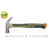 世达玻璃纤维柄羊角锤1.5磅 92307