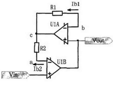 电压跟随器电路分析(含电路图)