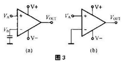 电压比较器工作原理及电路图分析