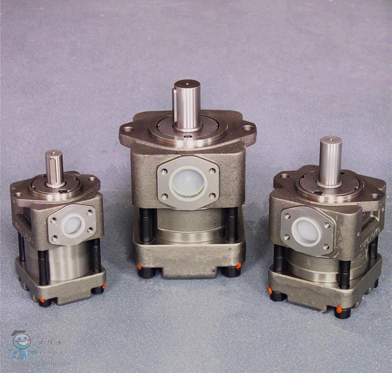 SUMITOMO日本住友齿轮泵QT33-10F
