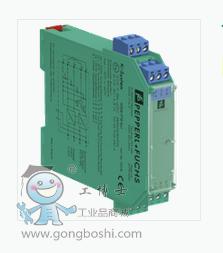 倍加福KFD2-PT2-Ex1-6-Y112844信号转换安全栅,全新原装正品