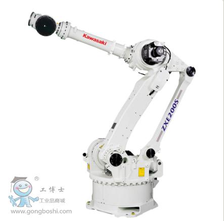 川崎机器人ZX 200S 6轴 负载200kg