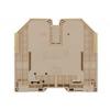 WDU 120/150 魏德米勒weidmuller 直通型接线端子 订货号1024500000