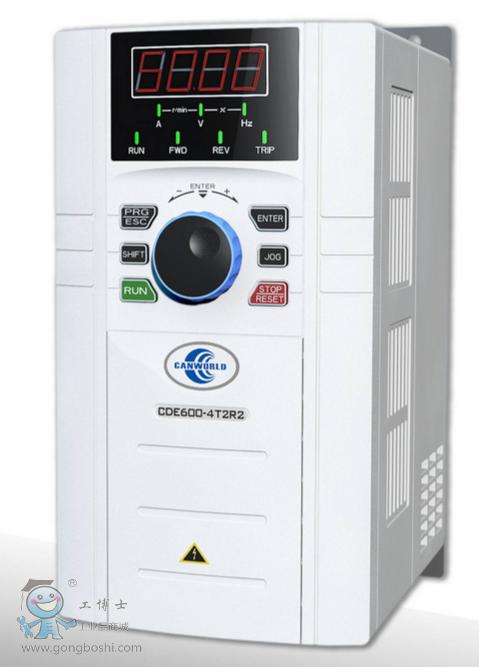 康沃变频器CDE500-4T500G/560L通用变频器可开增票