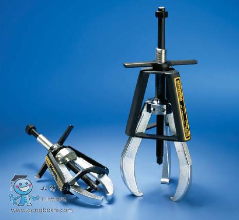 恩派克enerpac ep-系列,posi lock03 机械安全笼式拔轮器 液压拉马图片