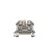 魏德米勒weidmuller W系列开关型接地端子WTR 4   订货号7910180000