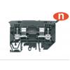 魏德米勒 W系列开关型接地端子WSI 4/2   订货号1880430000接线端子