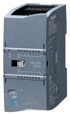 西门子plc 6es7231-5qf32-oxbo sm1231 热电偶模块 8tc 16位分辩率