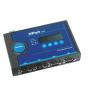 摩莎串口服务器NPort5450   4口RS-232/422/485串口联网服务器